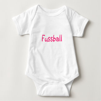 Fussball- girl tshirt