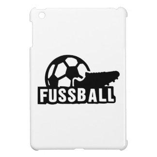 Fussball Soccer shoe ball iPad Mini Cover