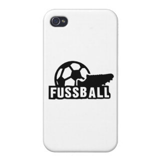 Fussball Soccer shoe ball iPhone 4/4S Covers