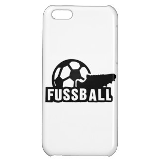 Fussball Soccer shoe ball iPhone 5C Cover