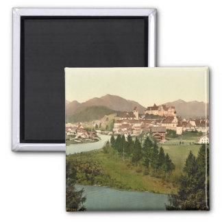 Fussen, Bavaria, Germany Fridge Magnets