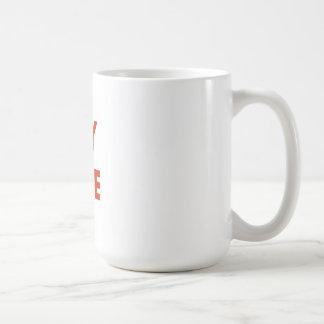 Fussy Coffee Mug