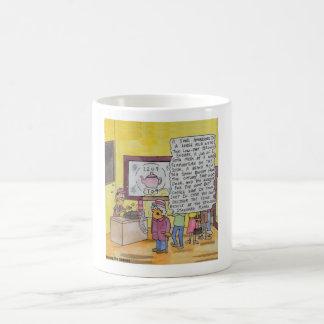 Fussy Drinker's Mug