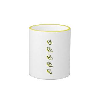 fussy coffee mugs