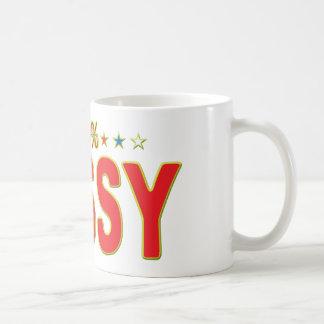 Fussy Star Tag Coffee Mug