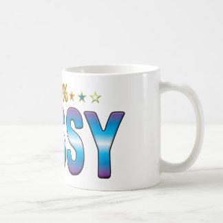 Fussy Star Tag v2 Mug