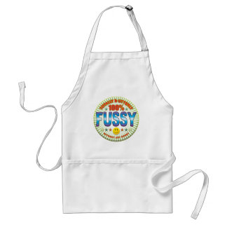 Fussy Totally Apron