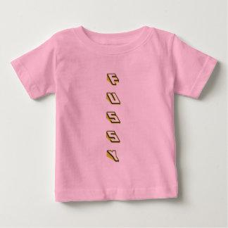 fussy tshirt