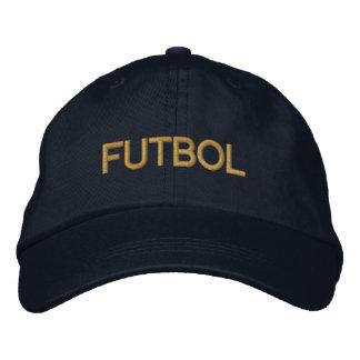 FUTBOL cap for soccer futbol mad fans worldwide Embroidered Baseball Cap