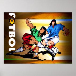 Futbol Poster