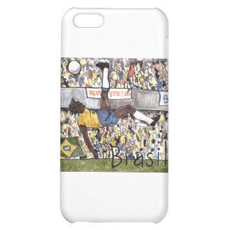 Futebol do Brasil iPhone 5C Cover