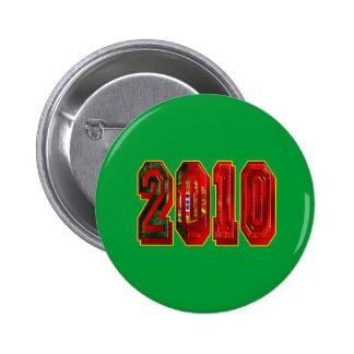 Futebol Português 2010 6 Cm Round Badge