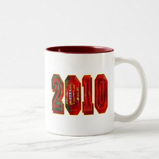 Futebol Português 2010 Two-Tone Mug