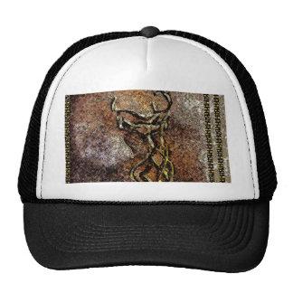 Futura9 Modern Cave Drawing CricketDiane Mesh Hat