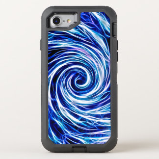 Future Abstract -BL- OtterBox iPhone 6/6s Defender OtterBox Defender iPhone 7 Case