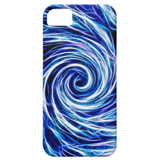 Future Abstract -Vivid BL- iPhone SE/5/5S, Barely iPhone 5 Cases