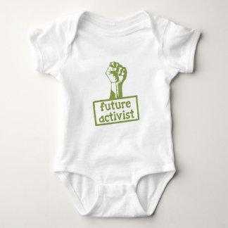 Future Activist Baby Bodysuit