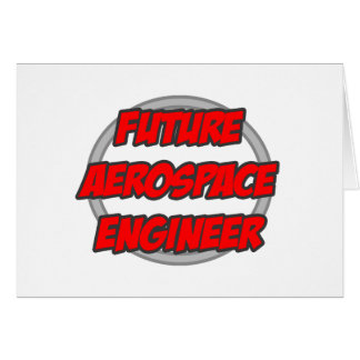 Future Aerospace Engineer Cards