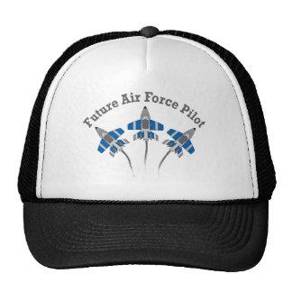Future Air Force Pilot Trucker Hat