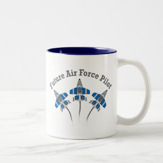 Future Air Force Pilot Mugs