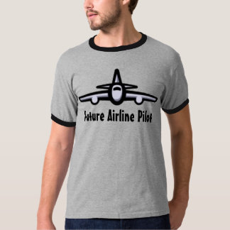 Future Airline Pilot T-shirt