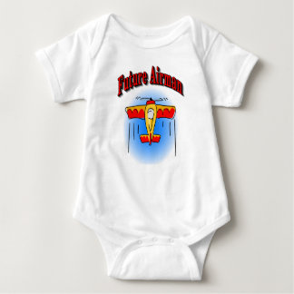 Future Airman Baby Bodysuit