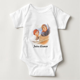 Future Airman Baby Bodysuit