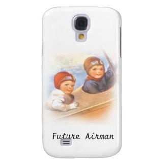 Future Airman Galaxy S4 Cover