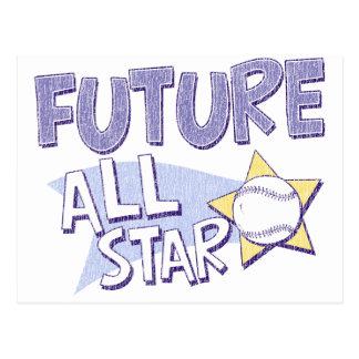 Future All Star Postcard
