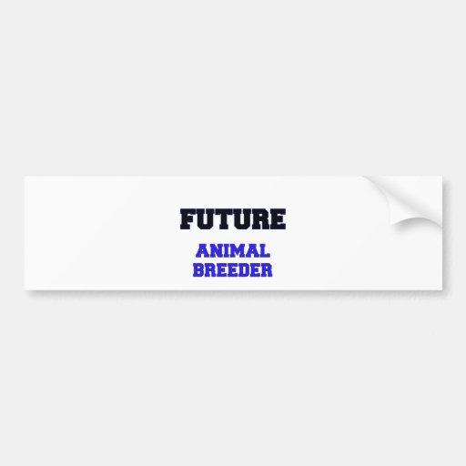 Future Animal Breeder Bumper Stickers