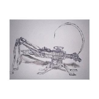 Future Ant Canvas Print