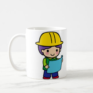 Future Architect / Engineer / Contractor Coffee Mug
