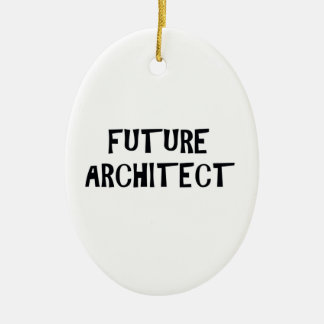 Future Architect Ornament