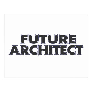 Future Architect Postcard