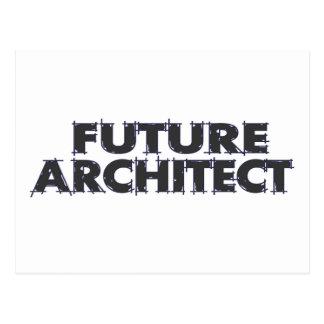 Future Architect Postcards