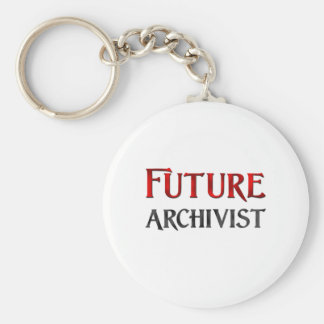 Future Archivist Key Ring