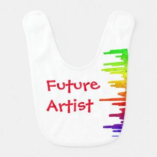 Future Artist Bib