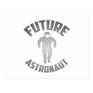 Future Astronaut Post Card