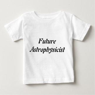 Future Astrophysicist Toddler Children Science Tee