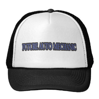 FUTURE AUTO MECHANIC BLUE CAP