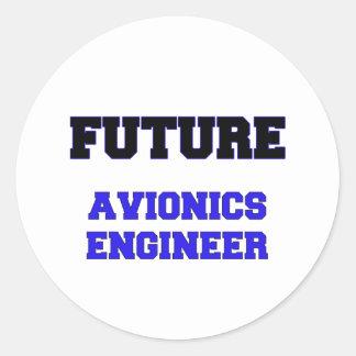 Future Avionics Engineer Stickers