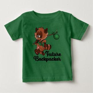 Future Backpacker Baby T-Shirt