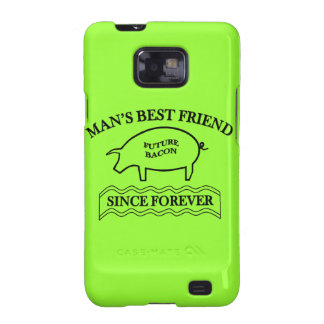 Future Bacon Samsung Galaxy SII Covers