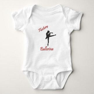 Future Ballerina Baby Bodysuit