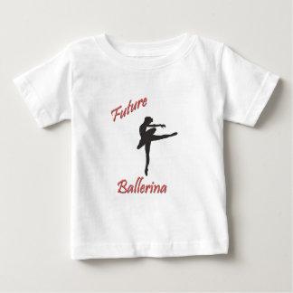 Future Ballerina Baby T-Shirt