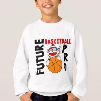 Future Basketball Pro Sock Monkey Sweatshirt