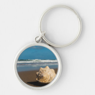 Future Beach Key Ring