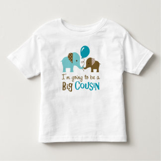 Future Big Cousin - Mod Elephant t-shirts for boys