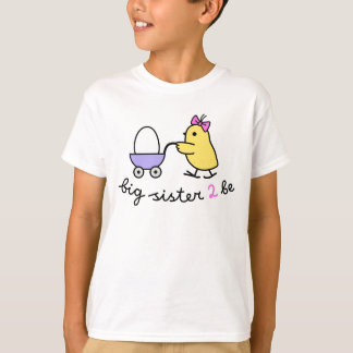 Future Big Sister Chick T-Shirt