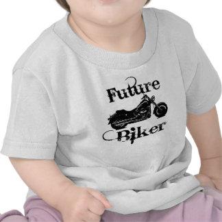 Future Biker Tshirts